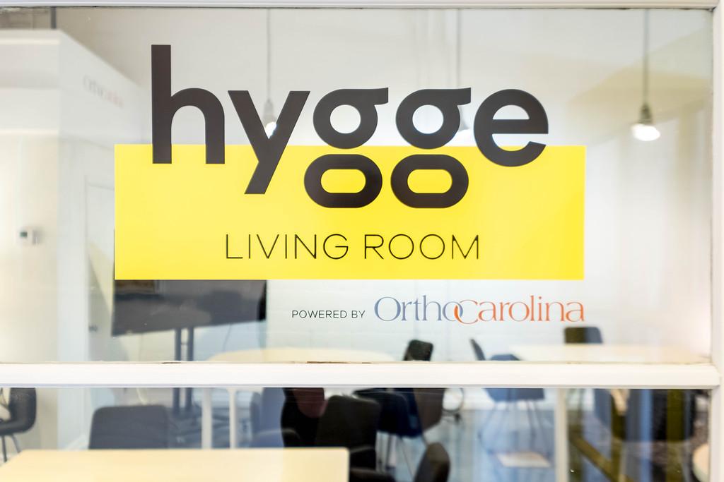 Hygge OrthoCarolina Living Room